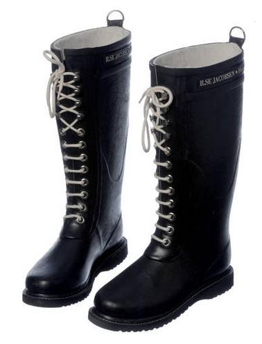 smarte gummistøvler damer