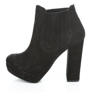 højhælede støvler